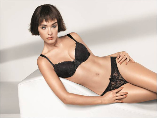 Wolford Flore Cup Bra 417.2 lei