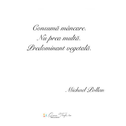 Citat Michael Pollan
